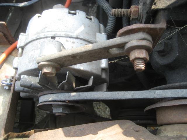 Converting ww2 mb wills jeep from 6 volt to 12 volt - MLU FORUM on